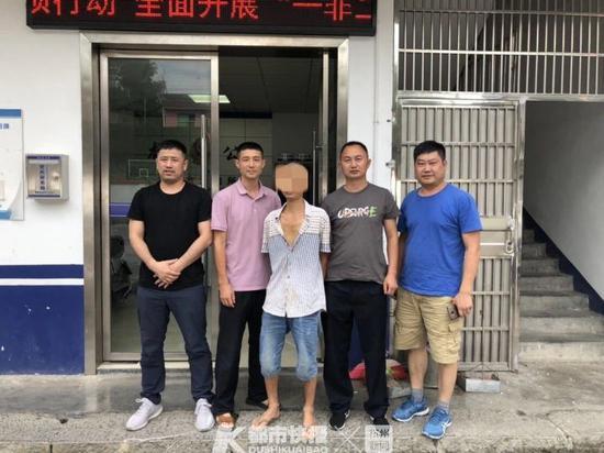 杭州这起17年前的命案破了 当年他误认对象错杀路人