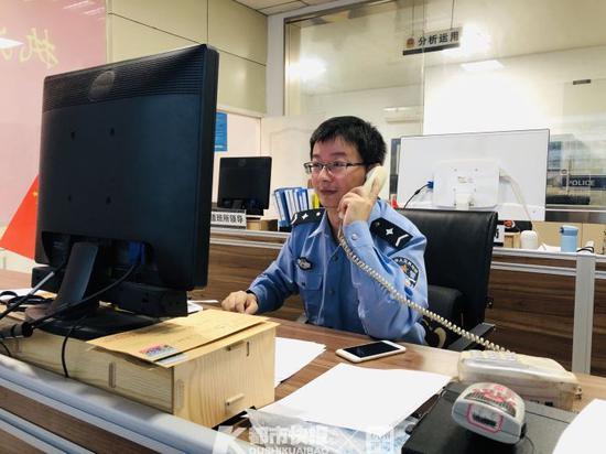 凌晨一点钟杭州一男子收到惊悚短信 被吓得立即报警