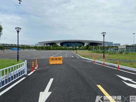杭州东站11月1日0点起 部分停车场(库)收费有变