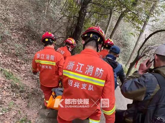 浙江网红登山地一名女子不幸坠亡 不是第一次出事