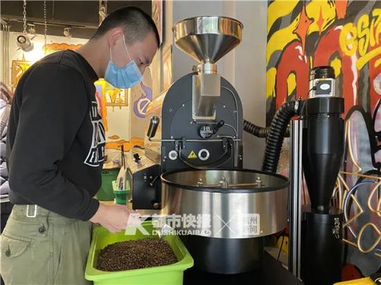 杭州中山北路短短的几百米 就有20多家独立咖啡馆