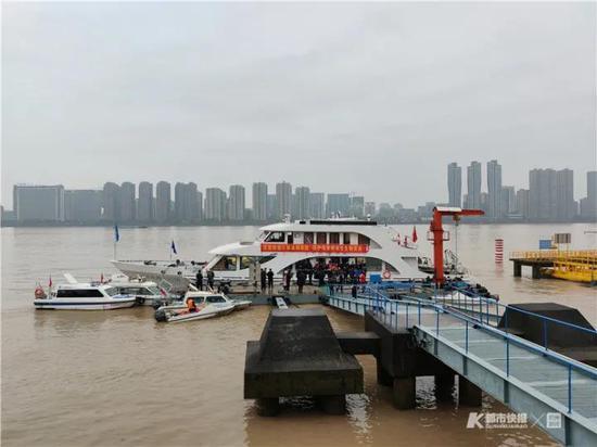 渔船一旦离开停泊点就会报警 钱塘江禁止捕捞鳗苗