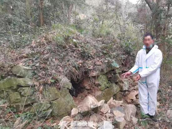 山头来了三位盗墓贼 宁波奉化警方由此破获系列盗墓案