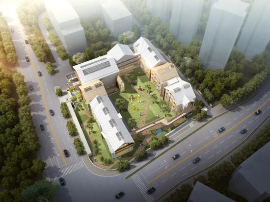 杭州又一批学校和幼儿园将竣工 有你家附近的吗