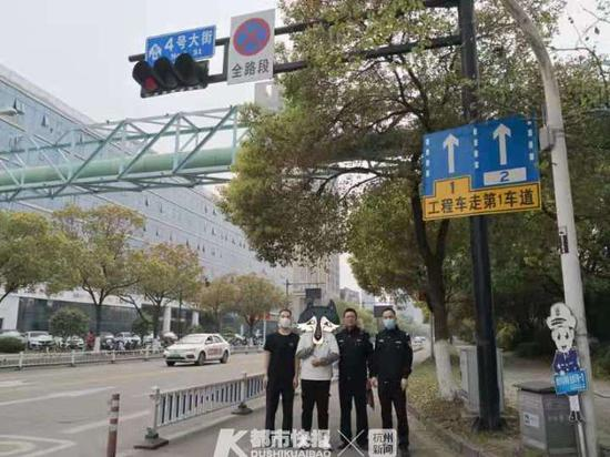 杭州一男子猥褻女子后騎車逃跑 以為對方不會報警