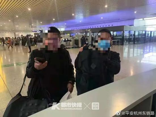 拿错包成杭州火车东站警情数量第一 这两款包最多