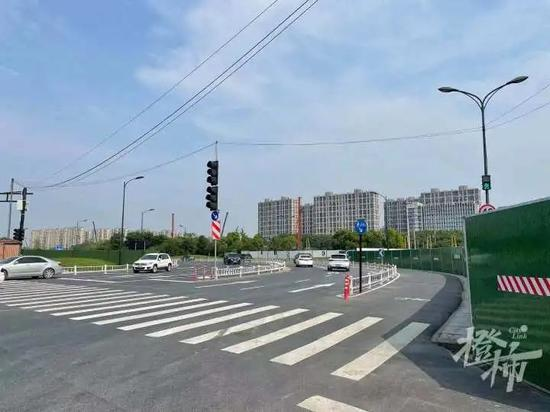 """杭州城东新城""""断头路""""最新进展 推动民生实事建设"""