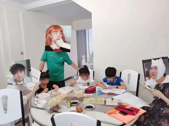杭州一小学在期末考前开了家长会 主题就是期末复习