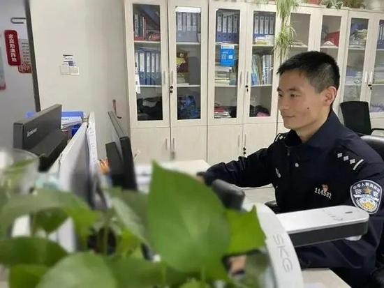 杭州民警取15字微信网名 将日常反诈骗工作玩转朋友圈
