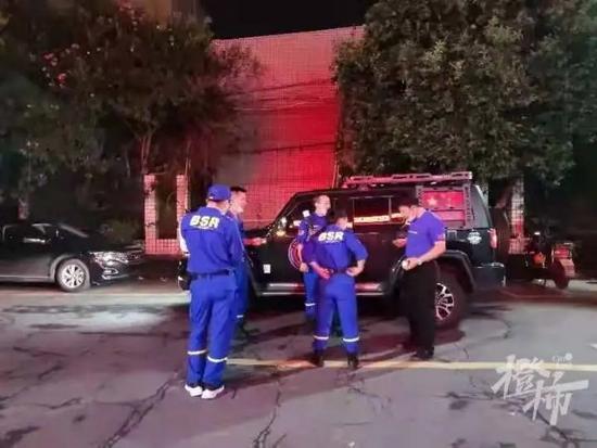 拱墅红十字蓝天救援队30个小时搜索 找到走失小姑娘