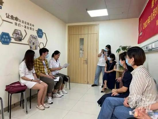 杭州这个地方有一群人 帮助患者走好人生最后一程