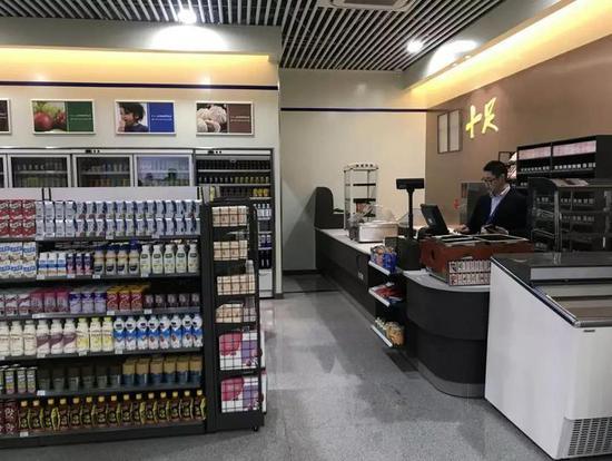 科技城站便利店现已开业
