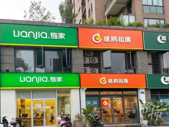 杭州楼市二手房成交量大跌 大批房产中介苦学新技能