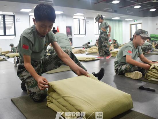 杭州青少年活动中心暑期招生6月3日报名 最多可报四项