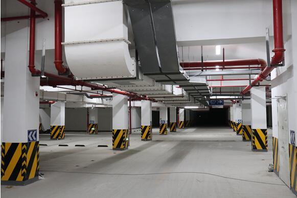 彭埠单元R22-18地块中学操场地下公共停车库
