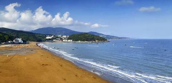 东海之滨这座低调小城太迷人
