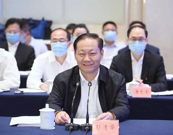 四川省委书记彭清华讲话