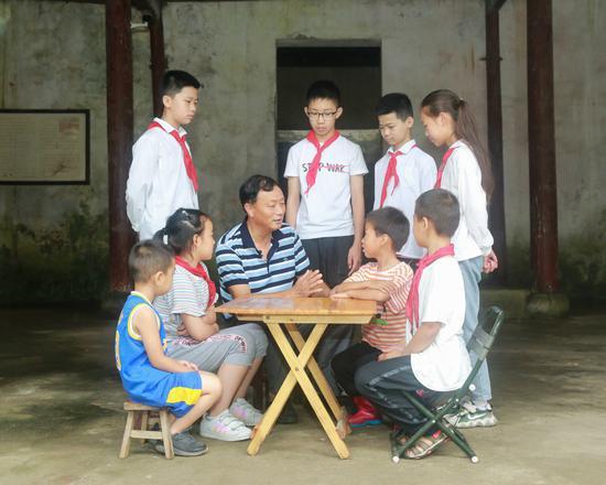红色教育浸润童心 浙江长兴开展暑期第一课教育活动