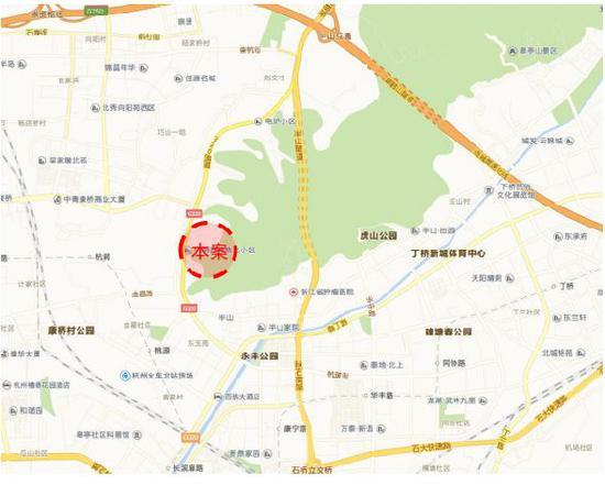 杭钢集团半山区域蓝领公寓项目