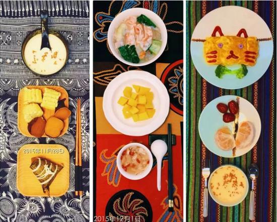 不同风格、不同类型的美食,让人应接不暇: