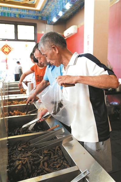 杭州人熬酷暑少不了一味酱菜