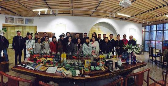 中国沈洲美术馆在杭州开馆了