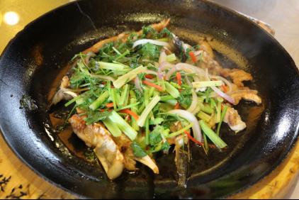 珠江渔村特色美食