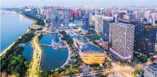 杭州 人均gdp_杭州人均GDP超一万美元 达到上中等发达国家水平