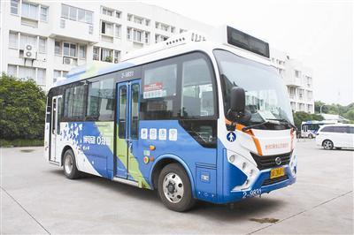 图片由公交集团提供 施工期间,部分路段有交通导改