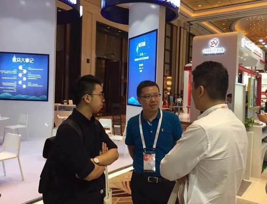 易催催CEO蔡华良与嘉宾共同探讨