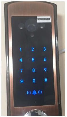2、使用手机APP设置: