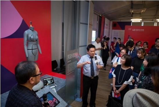 香港设计师陈志驹博士讲解设计的i.Dummy
