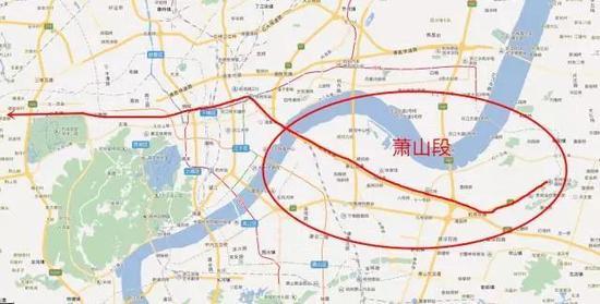 杭州西站到萧山机场或将建轨道快线 运行时间45分钟
