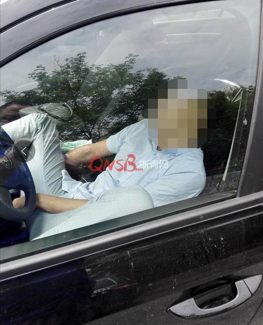 杭州1轿车内现男尸 现场有遗书还有盆没烧完的木炭