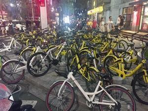 """宁波按下共享单车投放""""暂停键"""" 正在制定新规"""