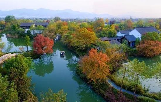 杭州西溪入选国家湿地旅游示范基地 浙江仅此一家