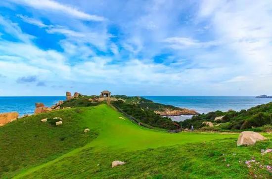 平阳南麂海洋自然保护区