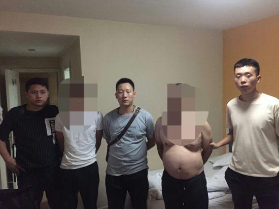 男子欠高额赌债生邪念 酒店偷拍不雅视频敲诈住客