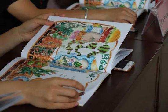 《垃圾分类绘本系列之河马奶奶转变记》绘本