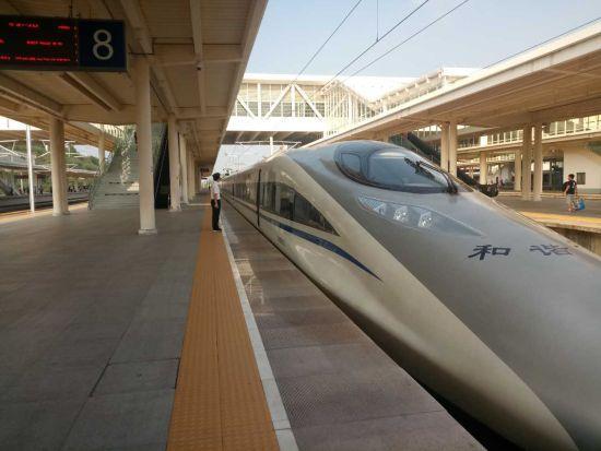 """铁路义乌站""""双节""""旅客发送360830人"""