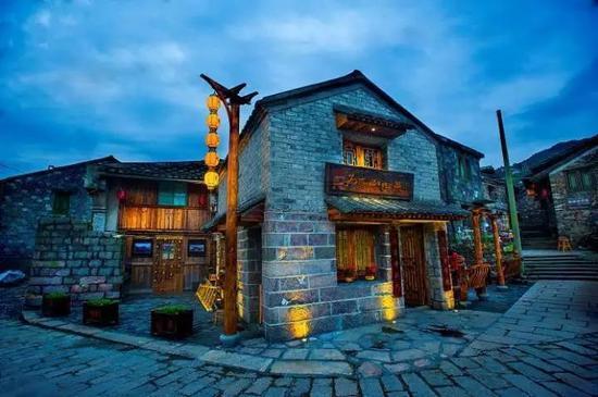 温州这7个绝美村庄 足以满足你对秋日的所有想象