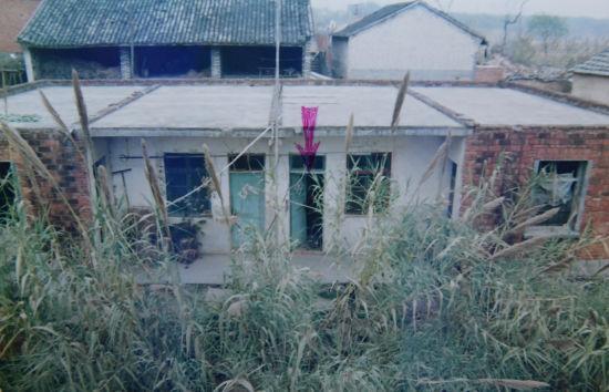 图为:案发地(1995年摄)。永康警方供图