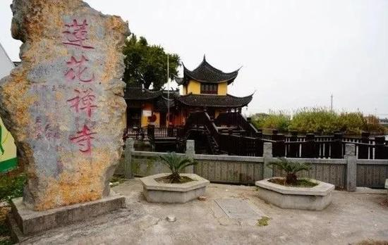 展幸村拥有省级文保单位大往圩遗址、县级文保单位莲花禅寺,是杭嘉湖人类薪火相传的发源地之一。