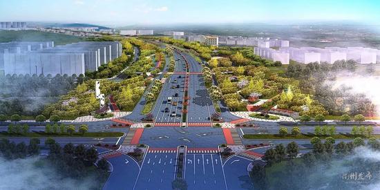 衢州小区平面图