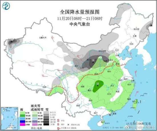 晴朗的日子将暂告一段落 杭州要开启入冬模式了吗
