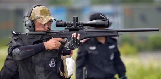 浙江7名神枪手将出征捷克 与全球顶级狙击手一较高下