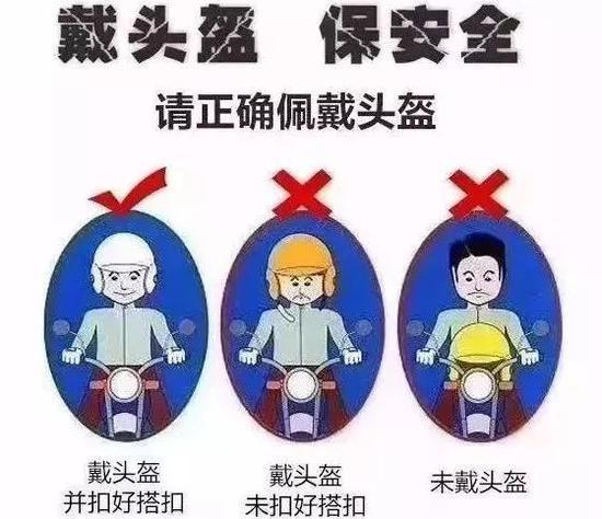 杭1汉子骑摩托带刚生二胎的妻子 因没戴头盔不幸身亡