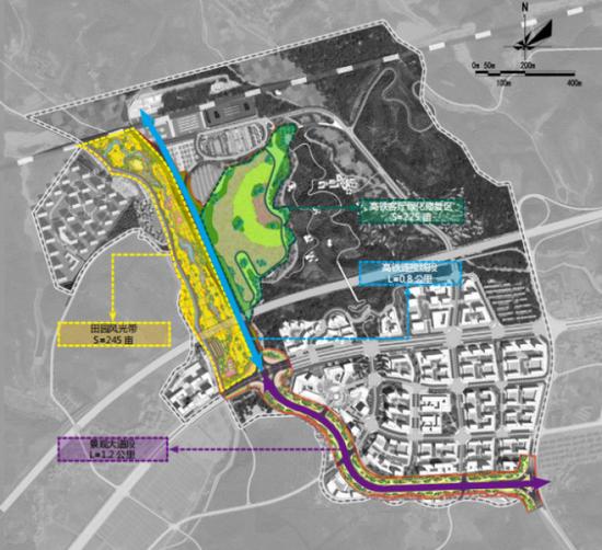 总投资1.43亿元 建德将打造杭州浙西门户景观(图)