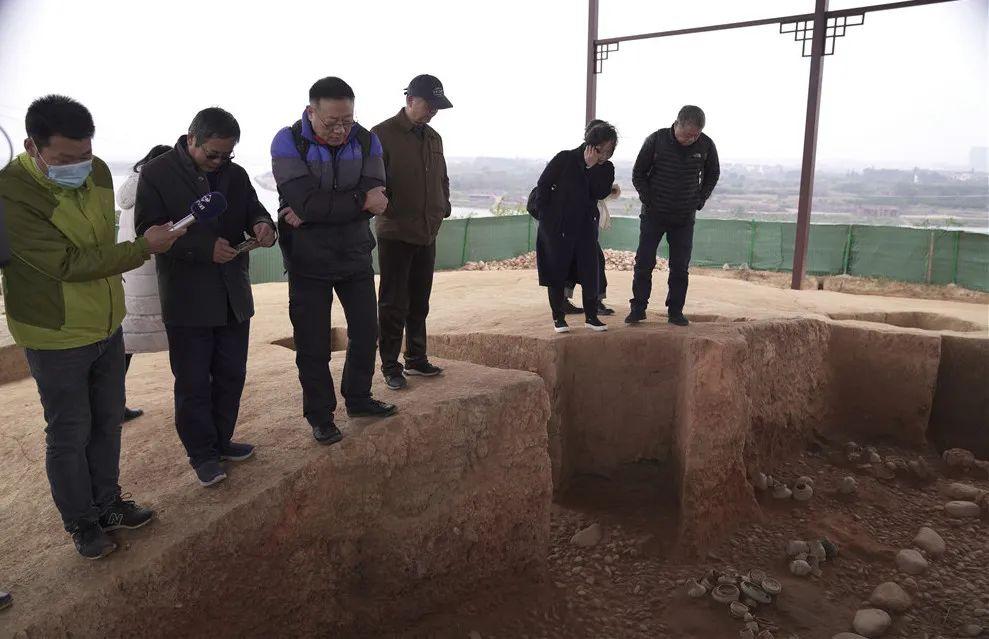 衢江发现3000年前西周土墩墓群