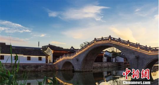 图为杭州余杭。 张煜欢 摄
